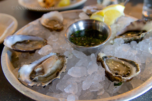 Oyster Bar Mix at Hog Island Oyster Company (San Francisco)