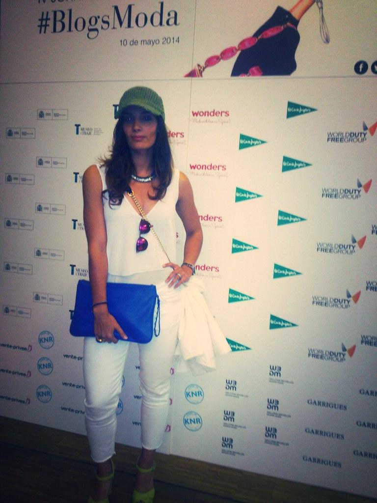 photocall Jornadas de Blogs de Moda