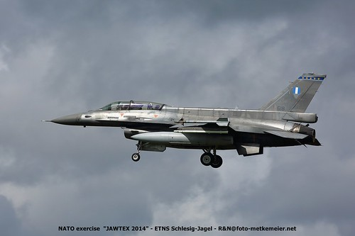 Hellenic Air Force  F-16 618