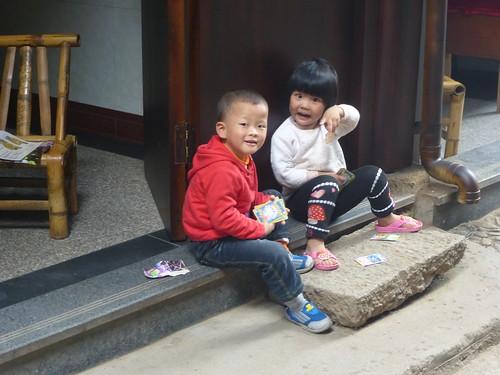 Jiangxi-Longhu Shan-2 Shangqing-village (5)