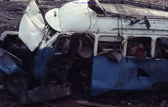 accident, automobile, vehicle, scrap,