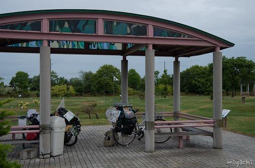 【59日目】北海道の中心を目指す!(北海道)