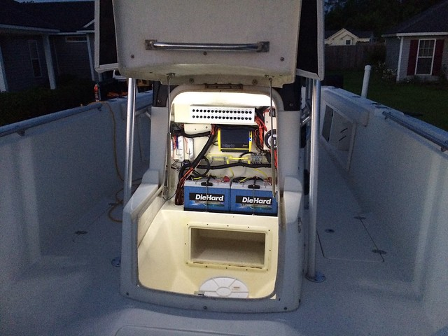 1998 Shamrock 246 Open Center Console Fwc For Sale  34k