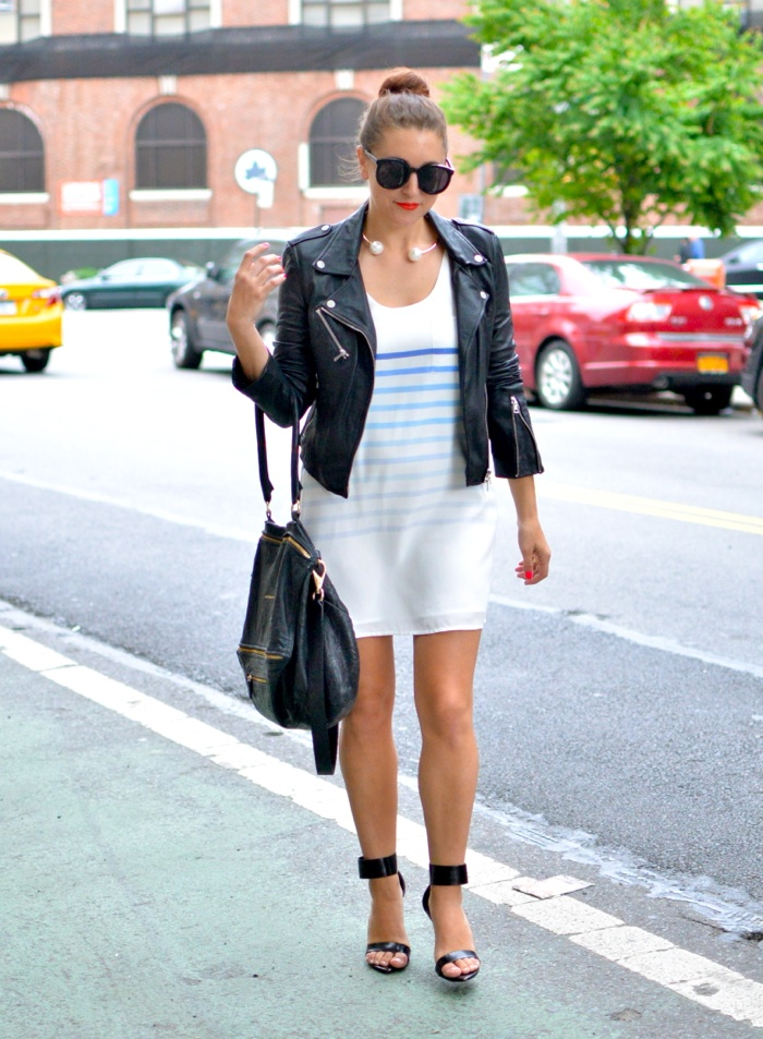 Christine-Cameron-My-Style-Pill-Maje-Dress-Edgy-Stripes2