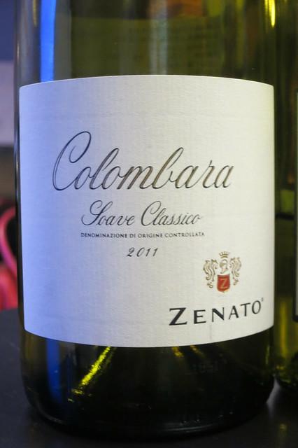 Zenato Colombara Soave Classico 2011
