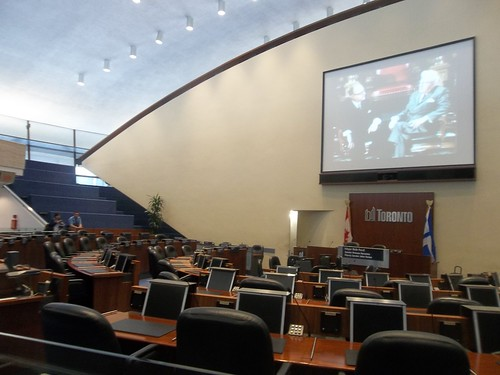 Council Chamber, Toronto City Hall, May 2014 (2)