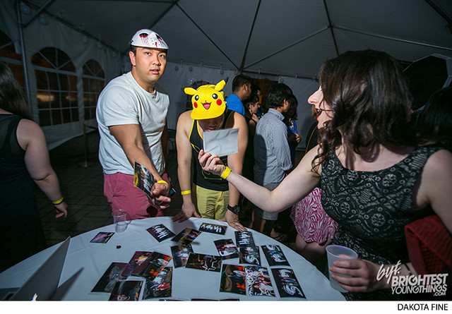 BYT hosts the After Hours party at National Geographic headquarters in downtown, Washington, D.C. on June 13, 2014.