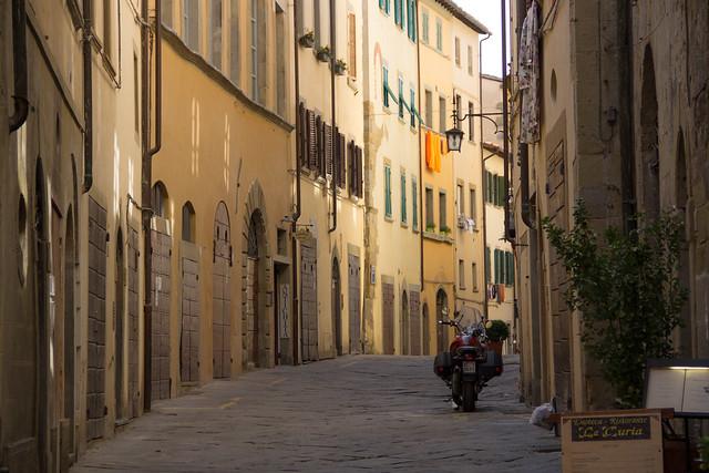 Streets of Arezzo