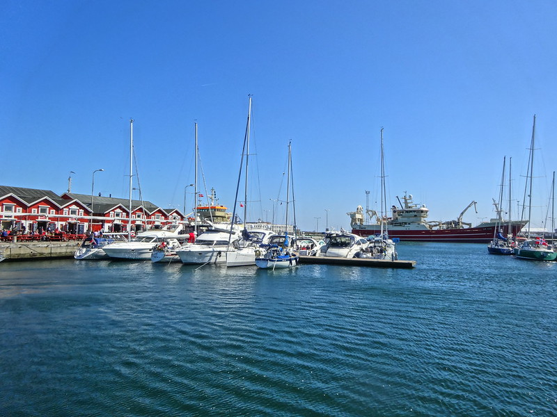 Skagen harbor
