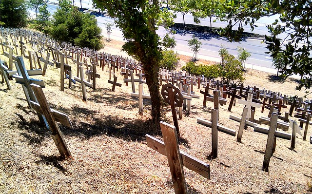 The Crosses of Lafayette, May 26, 2014 (1)