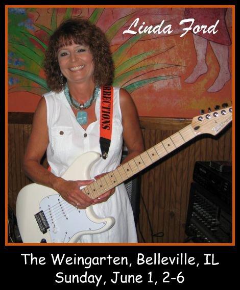 Linda Ford 6-1-14