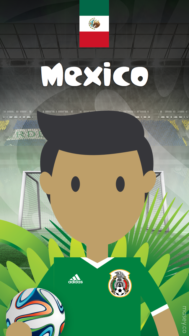 2014 football world cup iphone wallpaper masey