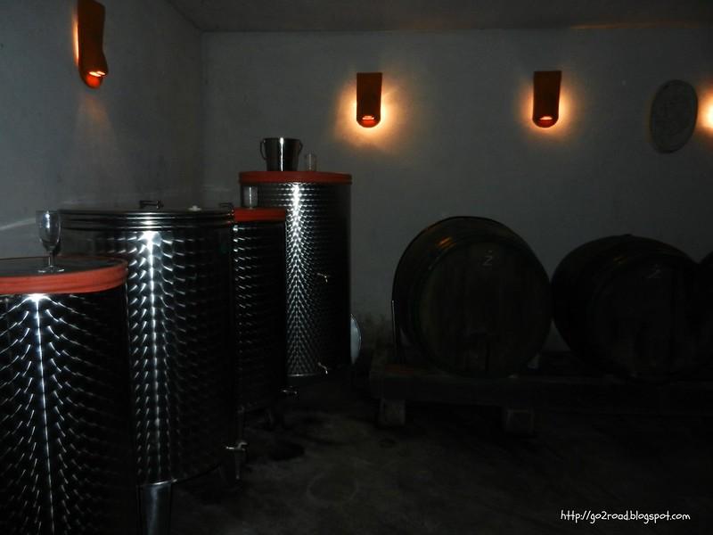 Так делают вино в Словении на продажу