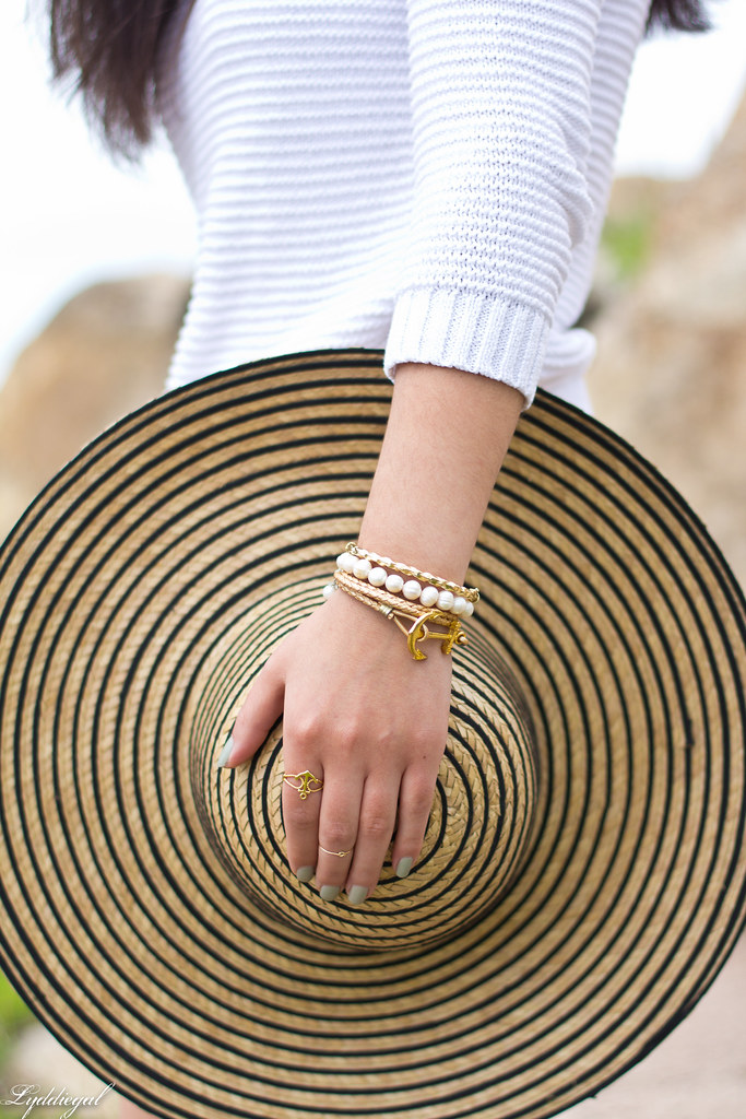 white sweater, striped shorts-3.jpg
