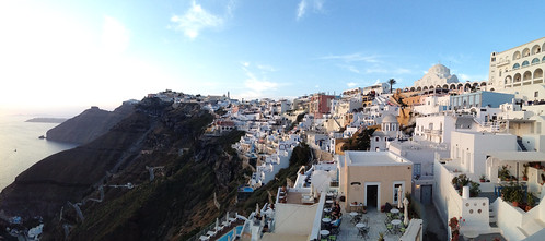 Fira, Santorini | June 6, 2014