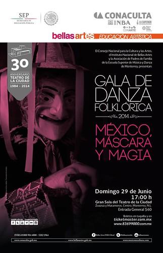 Danza Folklórica - México, Máscara y Magia