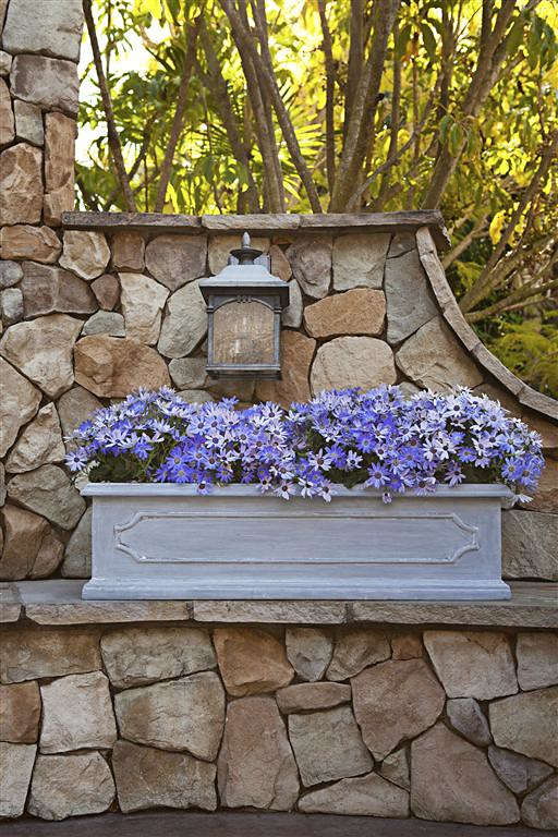 Paneled Window Box