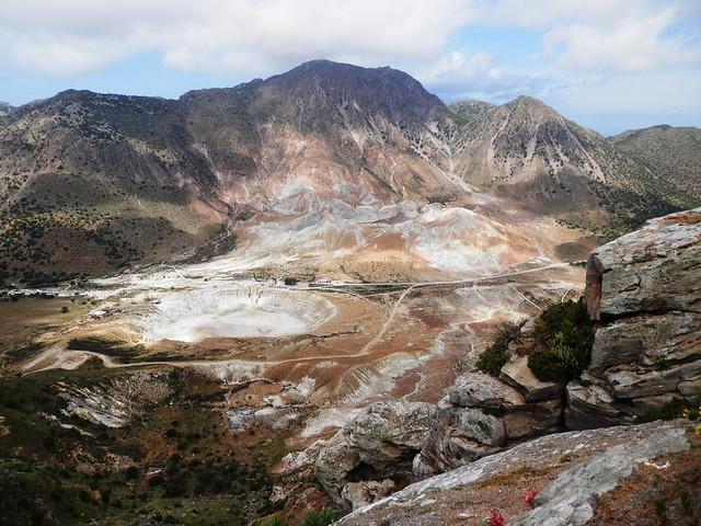 La caldera di Nisyros