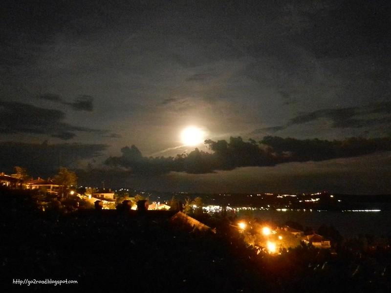 Порторож ночной