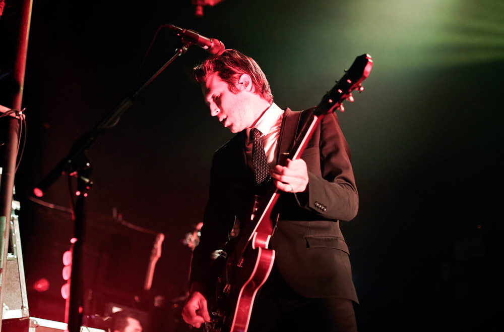 Interpol @ Electric Ballroom, London 25/06/14