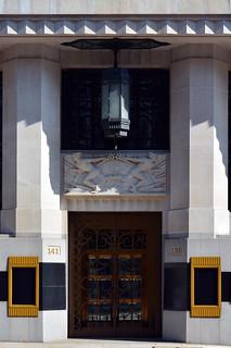 135-141 Fleet Street / Entrance