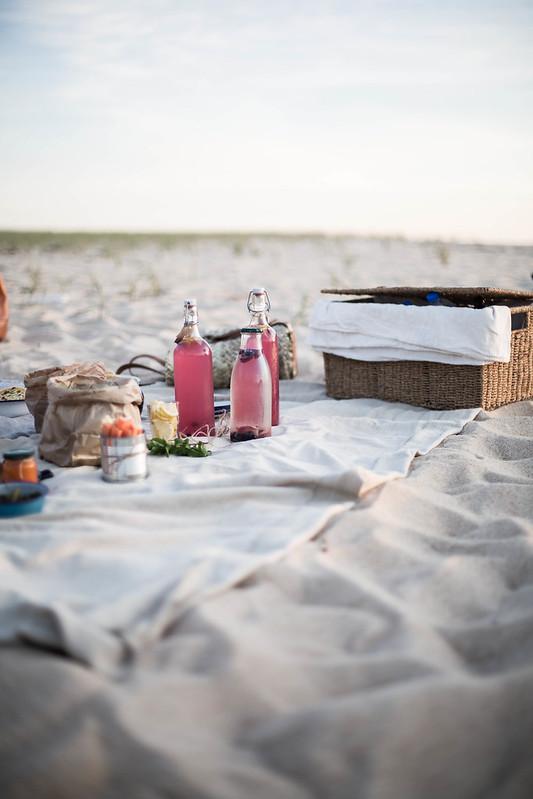 Portugal Beach Picnic