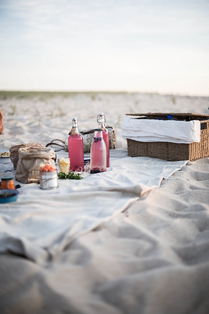 Portugal Beach Picnic