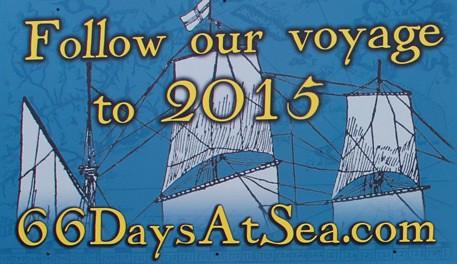 66 Days At Sea