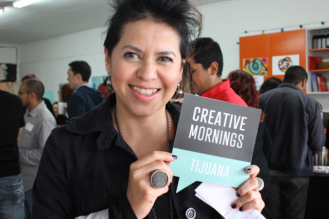 Abril 2014 - CreativeMornings/Tijuana