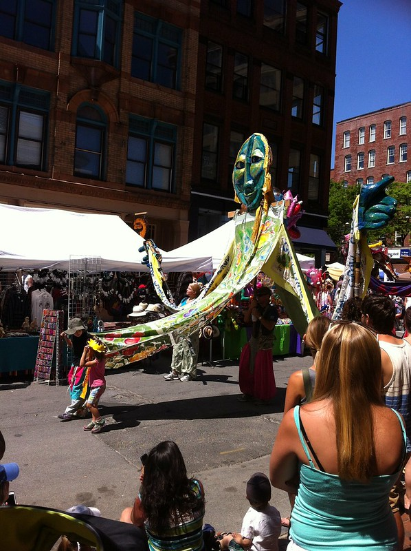 Old Port Festival Parade