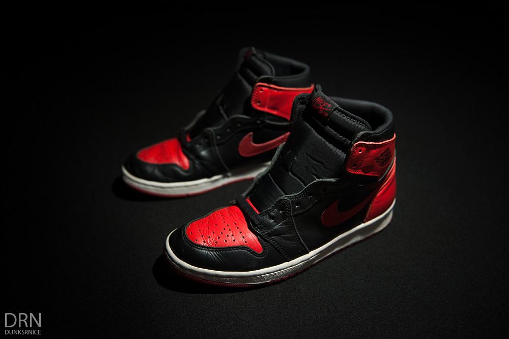 1994 Black & Red I's.