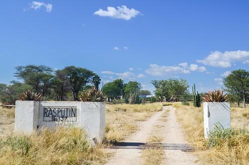 Rasputin farm, Namibia