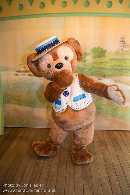 Tokyo May 2014 - Meeting Duffy