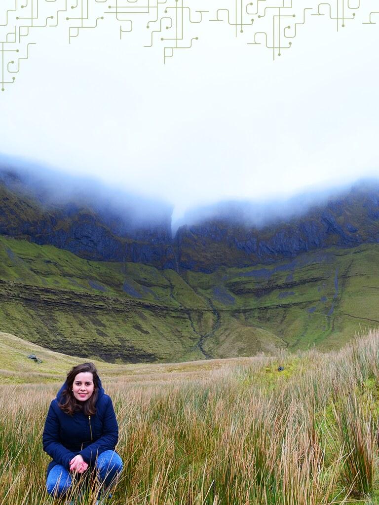 Gleniff Horseshoe – linda paisagem bem perto de onde eu moro, em Sligo