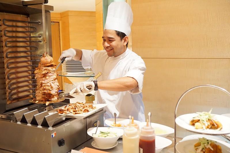 ramadan buka puasa - westin hotel kl-014