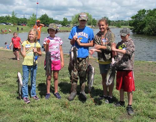 Tuttle Creek Lake Association Fishing Clinic