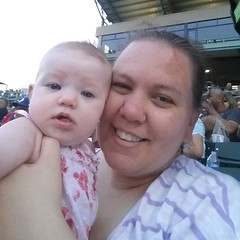 Addy and mommy