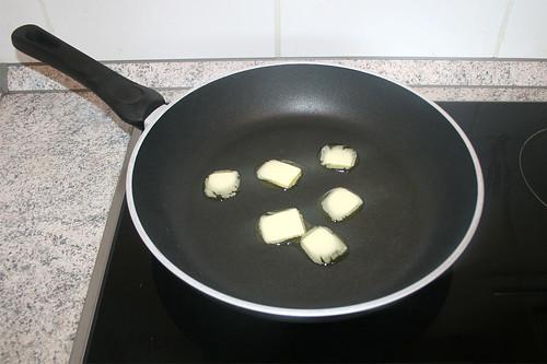 27 - Butter zerlassen / Melt butter