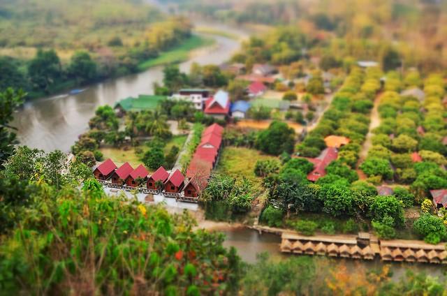 The Mae Hong Son loop, North Thailand (explore)