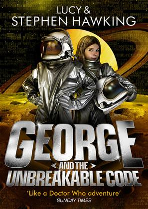Lucy and Stephen Hawking, George and the Unbreakable Code