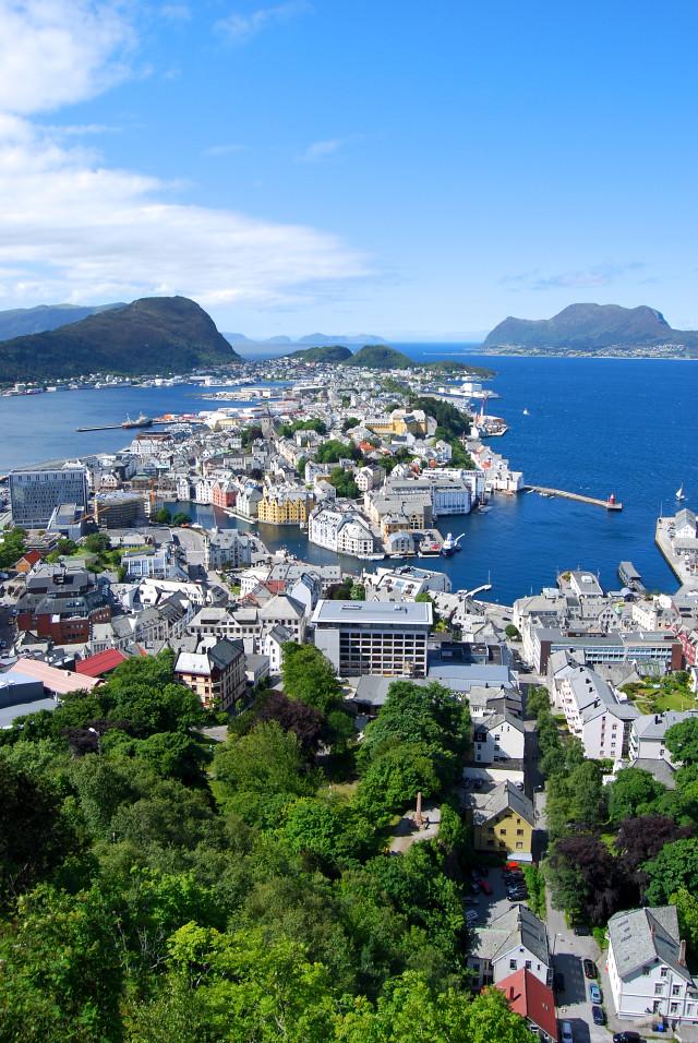 Alesund, Norway 2