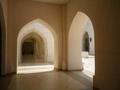 Shady passageways