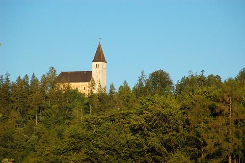 Am Johannesberg, Blick zum Josefsberg