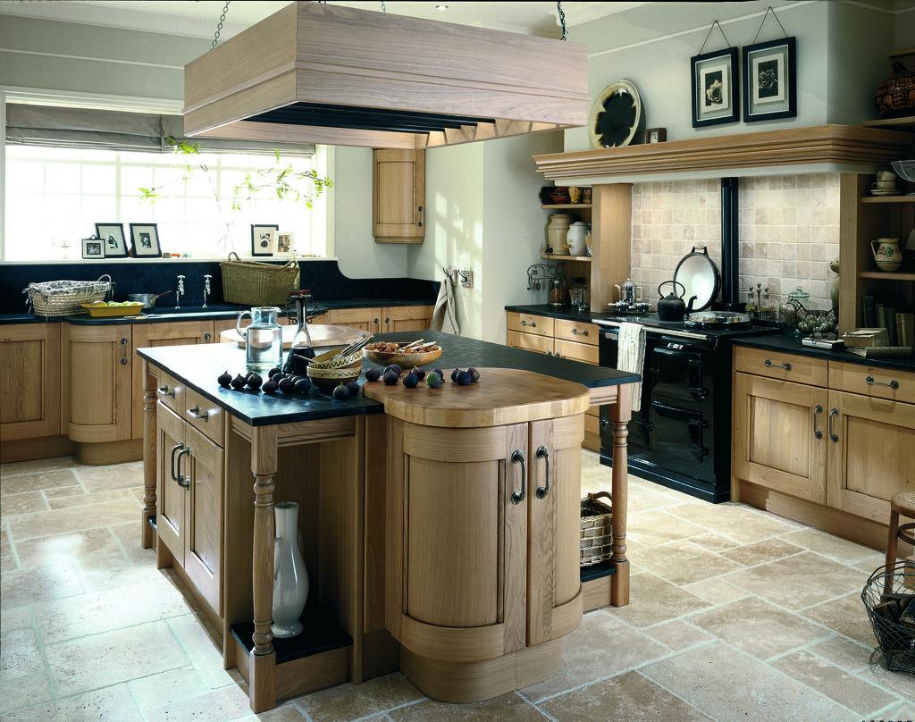 Croft Washed Kitchen