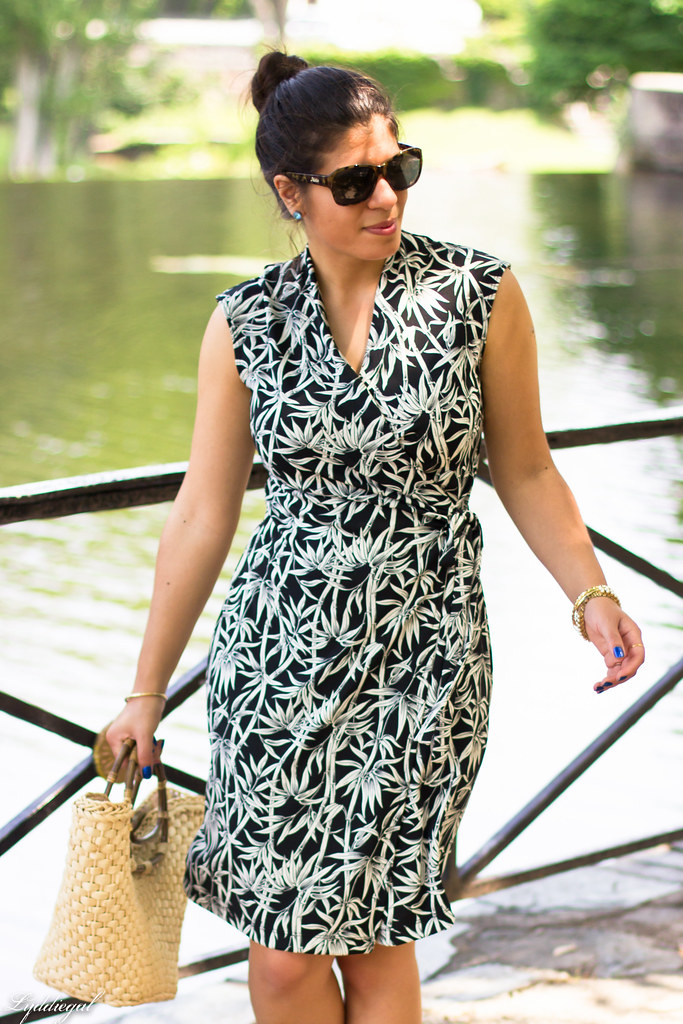 black and white bamboo print dress-1.jpg