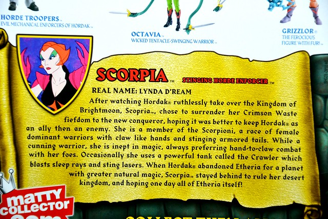 Scorpia: Stinging Horde Enforcer