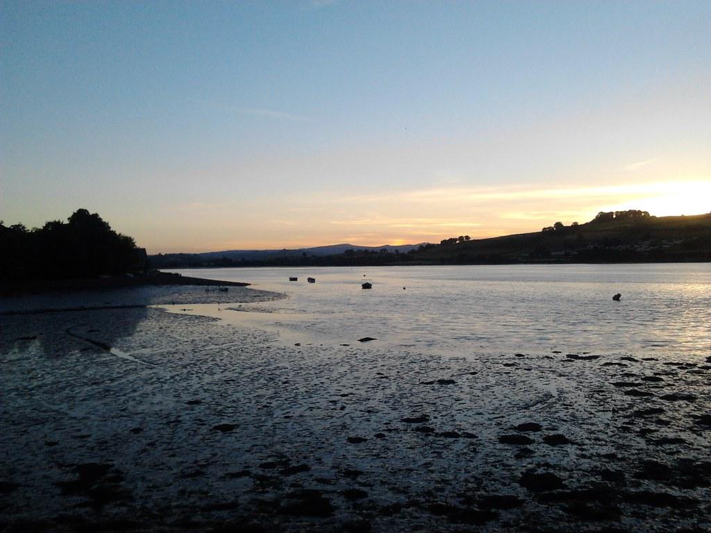 moors from thr estuary