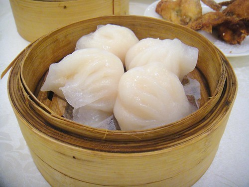 Steamed House Special Shrimp Dumpling