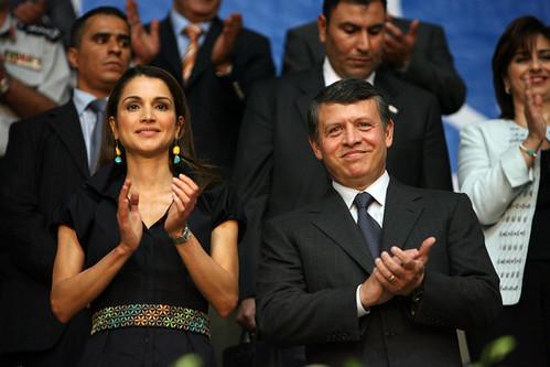 Os Reis da Jordânia