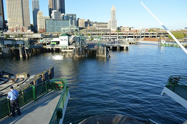 SR 304 @ Seattle Dock, SR 305, & SR 519